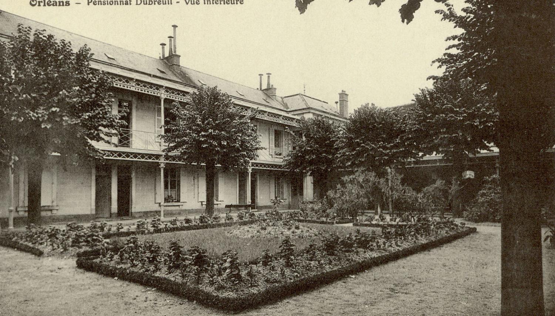 La Pension Dubreuil/Pension pour vieillards ouverte en 1889