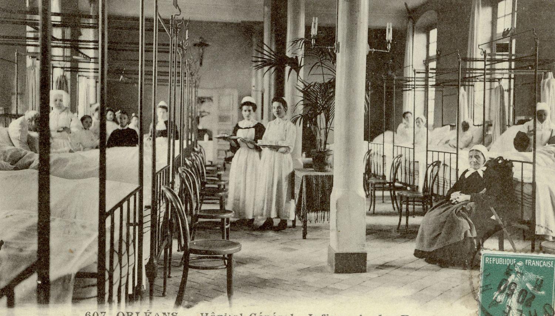 Hôpital Général : : Infirmerie des femmes (gériatrie)